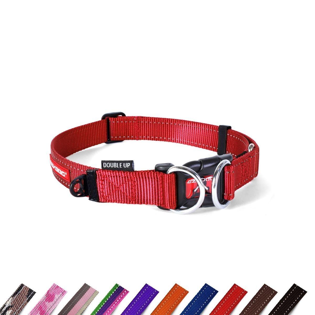 Double Up Halsband mit Zugentlastung - Das Sicherheitshalsband