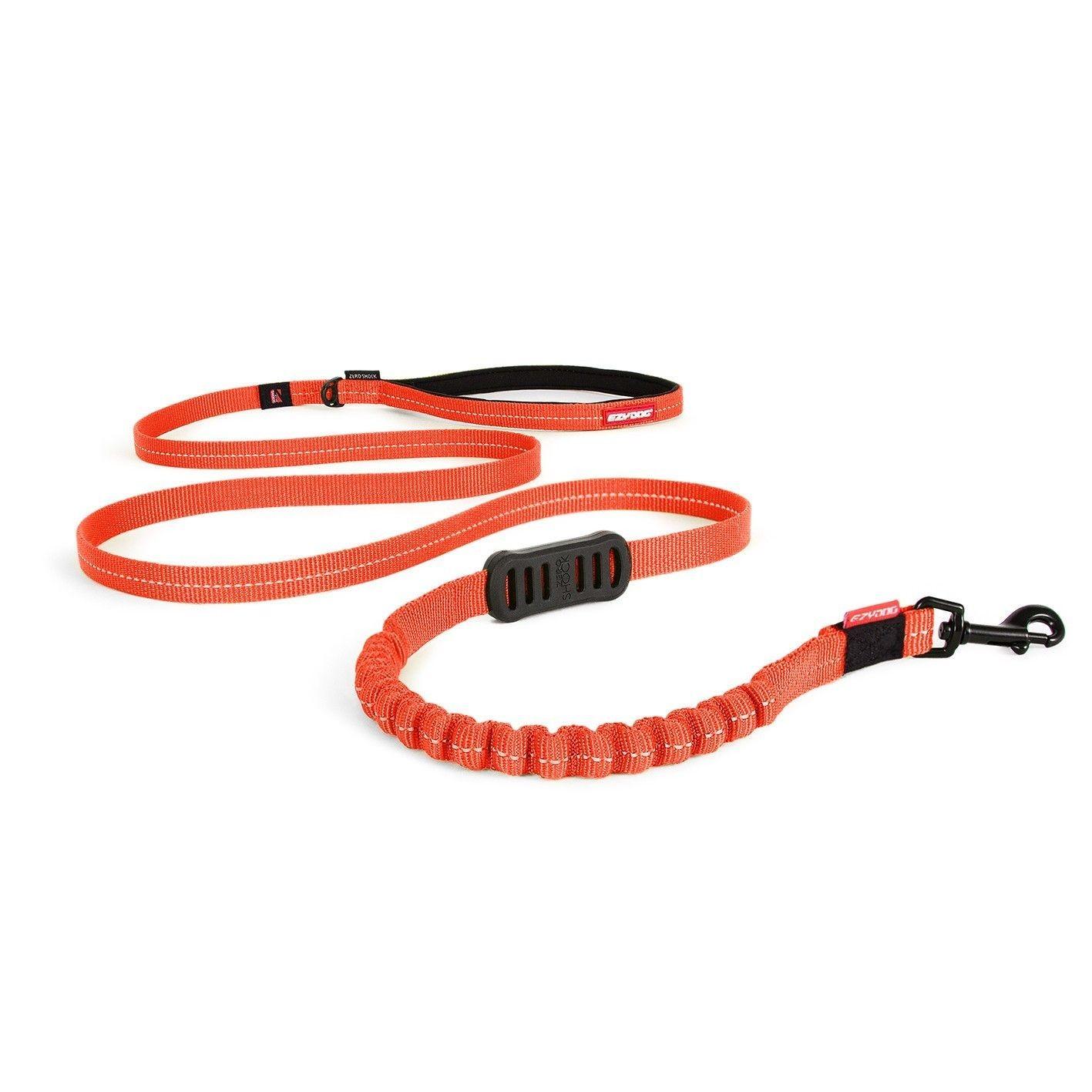 Zero Shock LITE Leash-Orange
